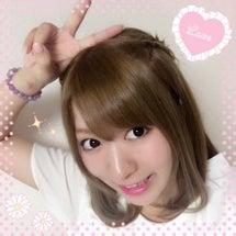 髪染めたよ〜〜っ(「…