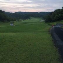 早朝ゴルフ!