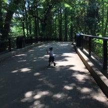 dくんと公園
