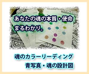 Rainbow Aria 生命の樹 魂のカラーリーディング