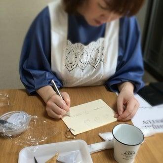 大阪・堺アイシングクッキー教室シュエット