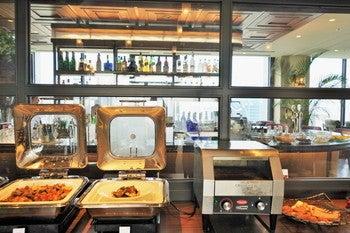 ソラリア西鉄ホテル レストラン料理1