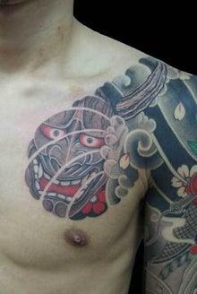 般若 タトゥー TATTOO 刺青