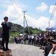 宮城・福島で応援演説