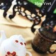 ポーセラーツで中国茶…