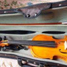 バイオリン買い替え
