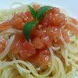 トマトが美味しい季節…