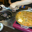 韓国lunch