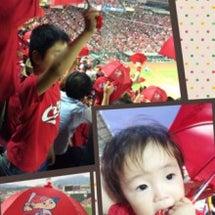 *野球観戦♪ *…と…
