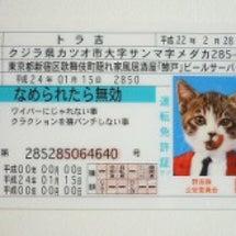★自動車免許の更新★