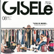 雑誌掲載 GISEL…