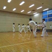 昨日の練習