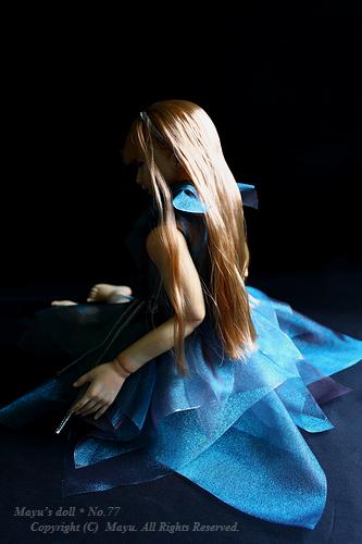 Mayu's doll-No.77「Rosalie(ロザリー)」
