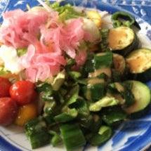 外食続いたら、お野菜…