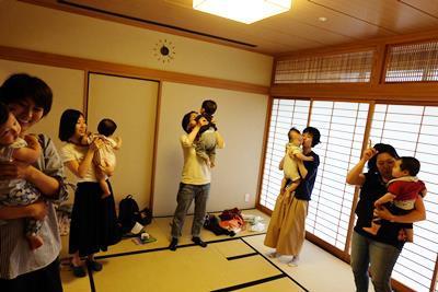 大阪市ベビーサイン教室