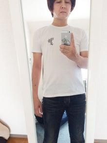 ヤドクガエルTシャツ04