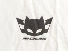 milkcat2828ロゴTシャツ02