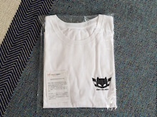 milkcat2828ロゴTシャツ01