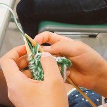 たのしい編み物教室開…