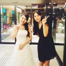 結婚式and親戚コン…
