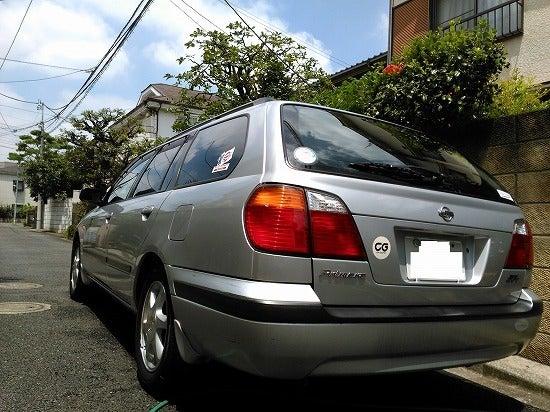 7月洗車1