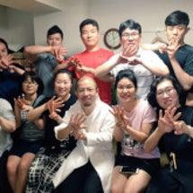 韓国から施術見学にい…