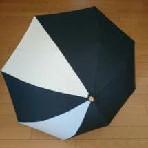 シンプルな日傘