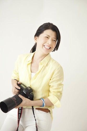 女性カメラマン 中野貴子