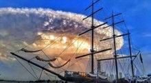カルタヘナUFO雲