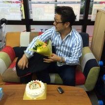 誕生日 ありがとう!