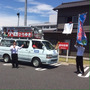参議院選挙の応援街頭…
