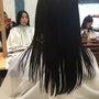 バッサリドッサリ髪型…