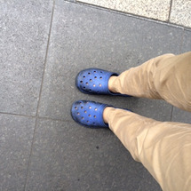 今日は渋谷で靴祭り(…