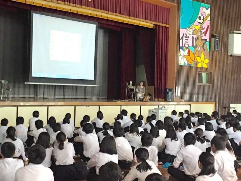豊中市第一中学校3