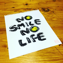 no smaile no life