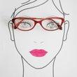 眼鏡メイク講座~眼鏡…