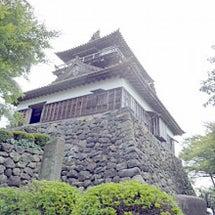 丸岡城と一筆啓上日本…