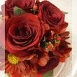 赤いバラ・赤いガーベ…