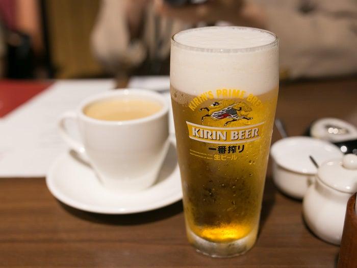 糖朝ビール