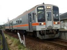 JR名松線キハ11形・一志