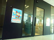 新宿東口駅前献血ルーム問診室