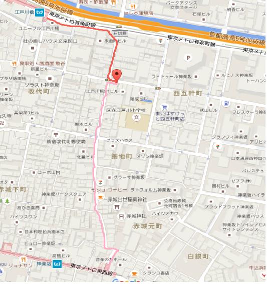 1dan 地図