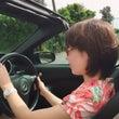 初オープンカー♪