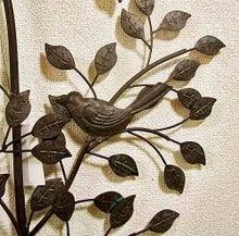 アイアン壁飾り