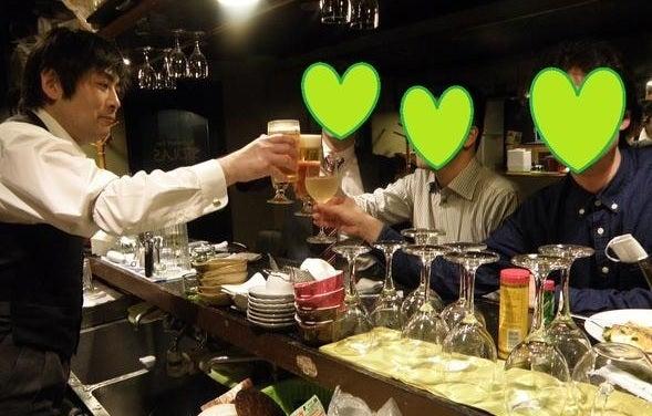 勝利の美酒サービス