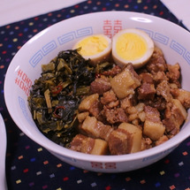 魯肉飯♪(滷肉飯) …