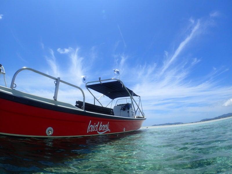 ライズのNEWボート