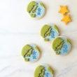 陸と海の地球クッキー…