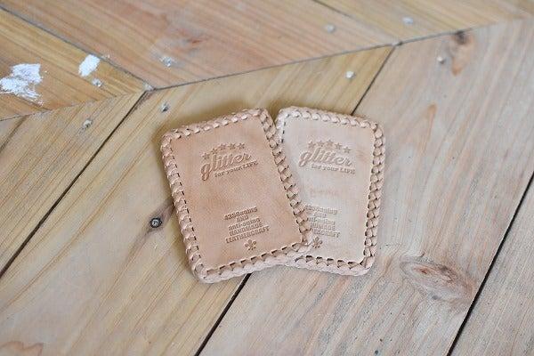 トップブレードステッチ カードケース