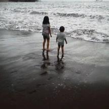 子供と一緒に夏休みし…